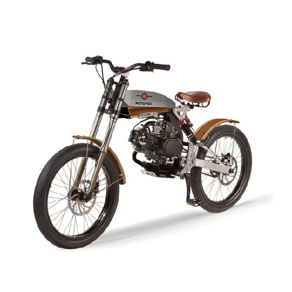 Motoped Cruzer Front
