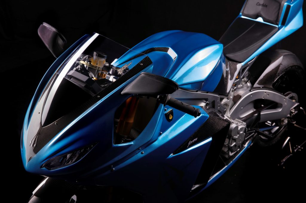 Lightning LS-218 Front Side