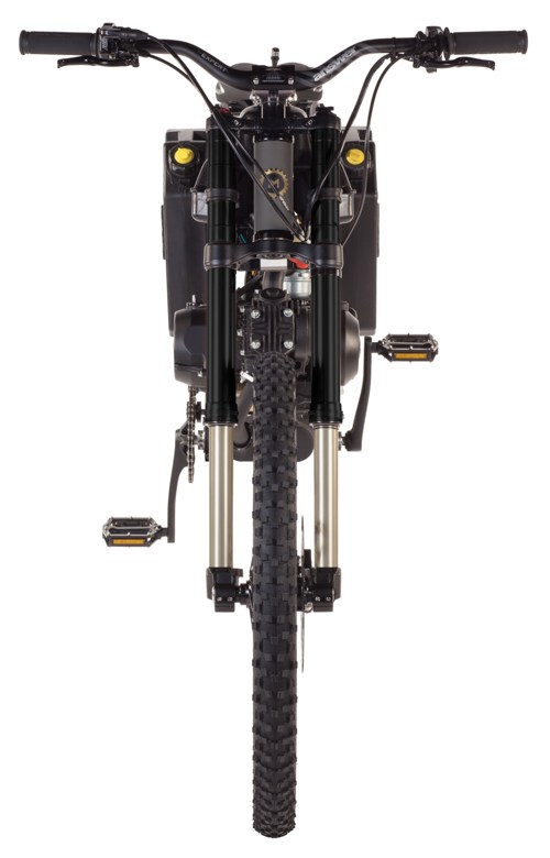 Motoped Survival Front