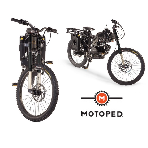 Motoped Survival Bikes