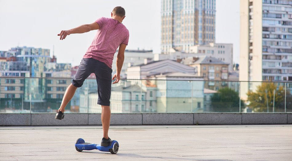 Hoverboard for adults