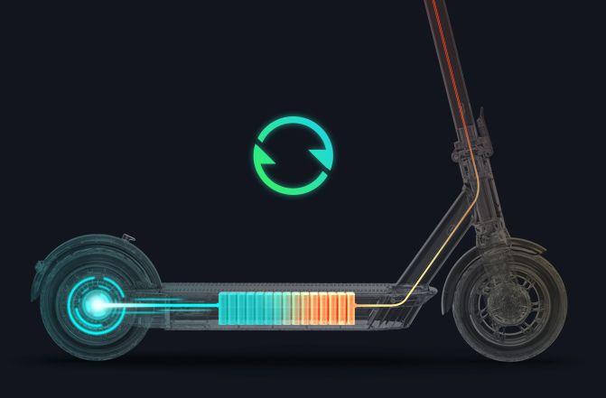 Segway Ninebot Max Charging System